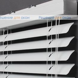 50мм, Жалюзи горизонтальные 50 мм,  арт. 0120 Белый матовый от производителя жалюзи и рулонных штор РДО