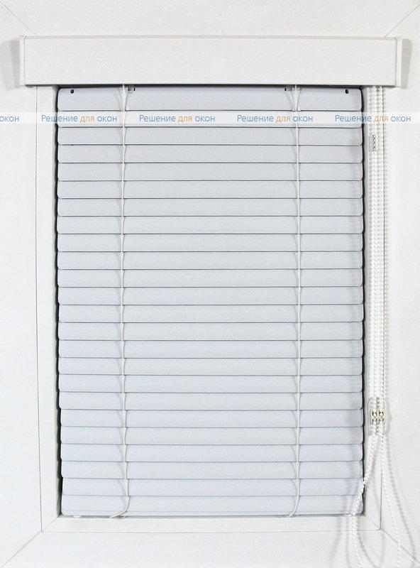 Изолайт 25 мм, арт. 0225 Белый глянец от производителя жалюзи и рулонных штор РДО