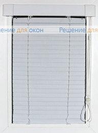 ИзотраХит 25 мм цвет 0225 Белый перфорация от производителя жалюзи и рулонных штор РДО