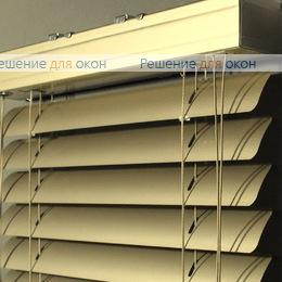 50мм, Жалюзи горизонтальные 50 мм, арт. 150 Золотой металлик перфорация от производителя жалюзи и рулонных штор РДО