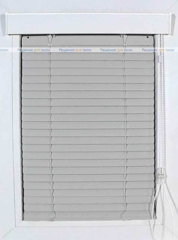 Изолайт 25 мм цвет 1606 Св. серый от производителя жалюзи и рулонных штор РДО