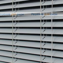 Жалюзи горизонтальные межрамные 25 мм, арт. 1606 Св. серый от производителя жалюзи и рулонных штор РДО