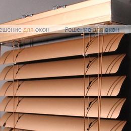 50мм, Жалюзи горизонтальные 50 мм, арт. 160 Красно - золотой металлик от производителя жалюзи и рулонных штор РДО