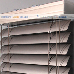 50мм, Жалюзи горизонтальные 50 мм, арт. 170 Какао металлик перфорация от производителя жалюзи и рулонных штор РДО