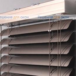 50мм, Жалюзи горизонтальные 50 мм, арт. 170 Какао металлик от производителя жалюзи и рулонных штор РДО