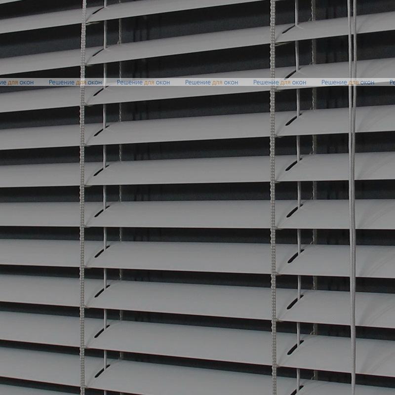Жалюзи горизонтальные межрамные 25 мм, арт. 1852 Серый от производителя жалюзи и рулонных штор РДО