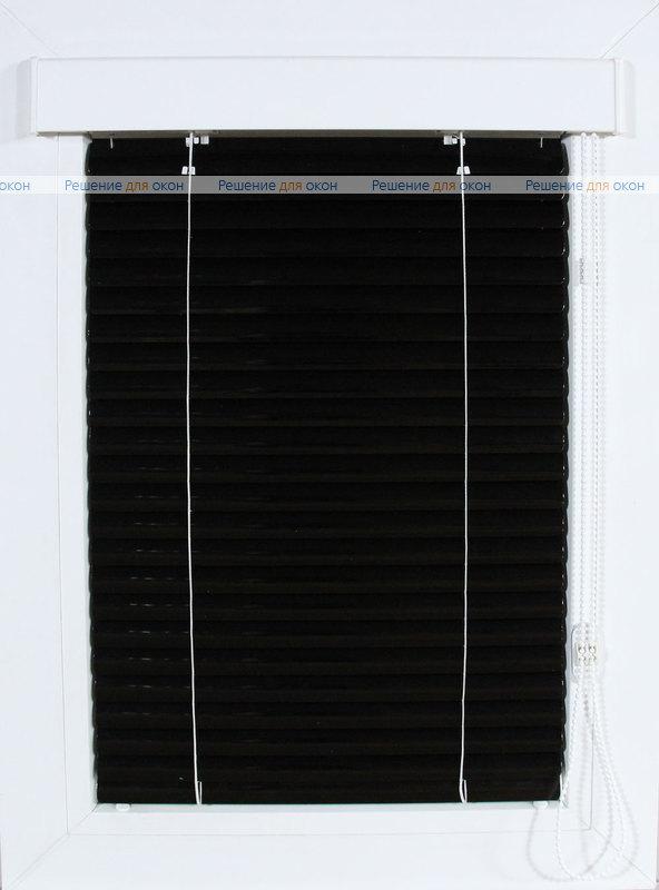 Изолайт 25 мм цвет 1908 Черный от производителя жалюзи и рулонных штор РДО