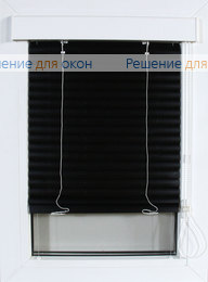Изолайт 25 мм цвет 1908 перфорация Черный от производителя жалюзи и рулонных штор РДО