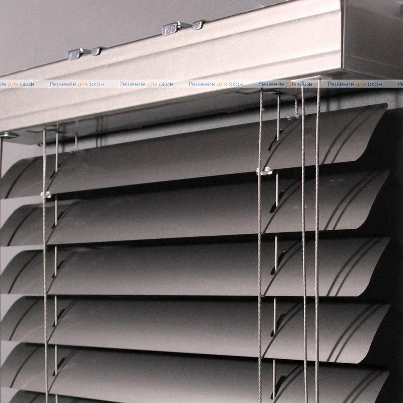 Жалюзи горизонтальные 50 мм, арт. 190 Бронзовый металлик от производителя жалюзи и рулонных штор РДО