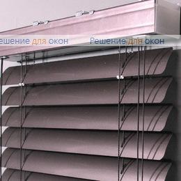 50мм, Жалюзи горизонтальные 50 мм, арт. 210 Коричневый металлик перфорация от производителя жалюзи и рулонных штор РДО