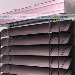 50мм, Жалюзи горизонтальные 50 мм, арт. 210 Коричневый металлик от производителя жалюзи и рулонных штор РДО