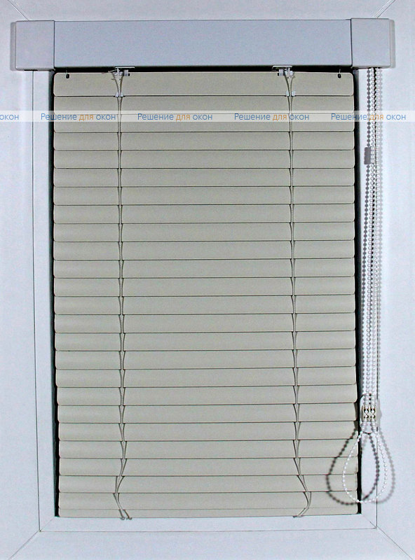 ИзотраХит 25 мм цвет 2259 Св. бежевый матовый от производителя жалюзи и рулонных штор РДО
