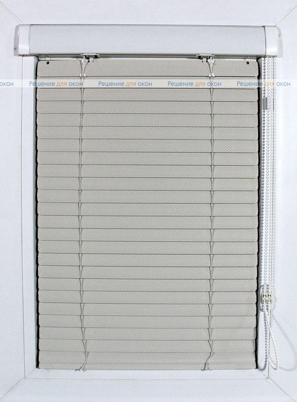 ИзотраХит-2 25 мм цвет 2259 Св. бежевый перфорация от производителя жалюзи и рулонных штор РДО