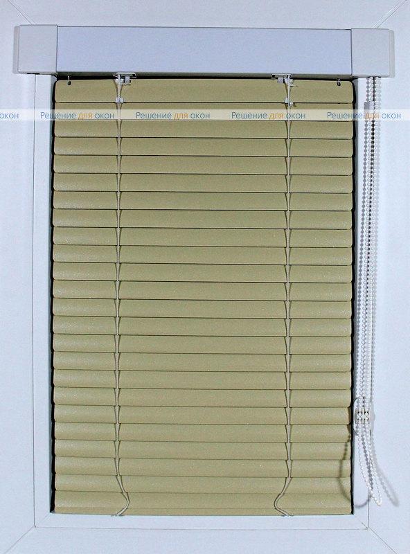 ИзотраХит 25 мм цвет 2303 Бежевый перламутр от производителя жалюзи и рулонных штор РДО