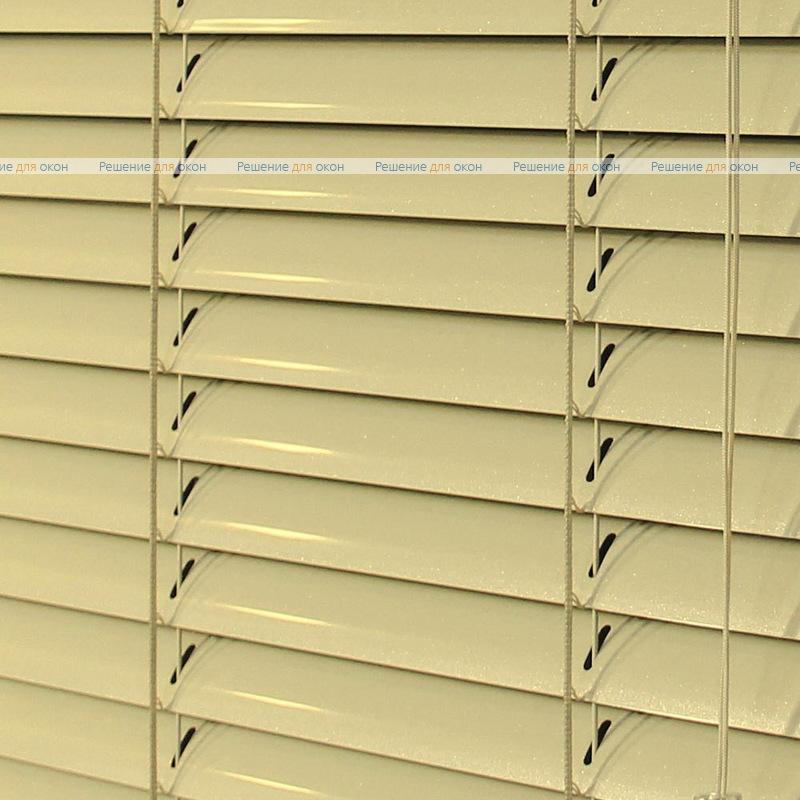 Жалюзи горизонтальные межрамные 25 мм, арт. 2303 Бежевый перламутр от производителя жалюзи и рулонных штор РДО