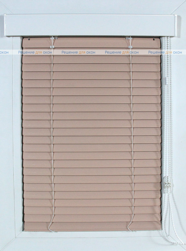 Изолайт 25 мм цвет 2307 Персиковый перламутр от производителя жалюзи и рулонных штор РДО