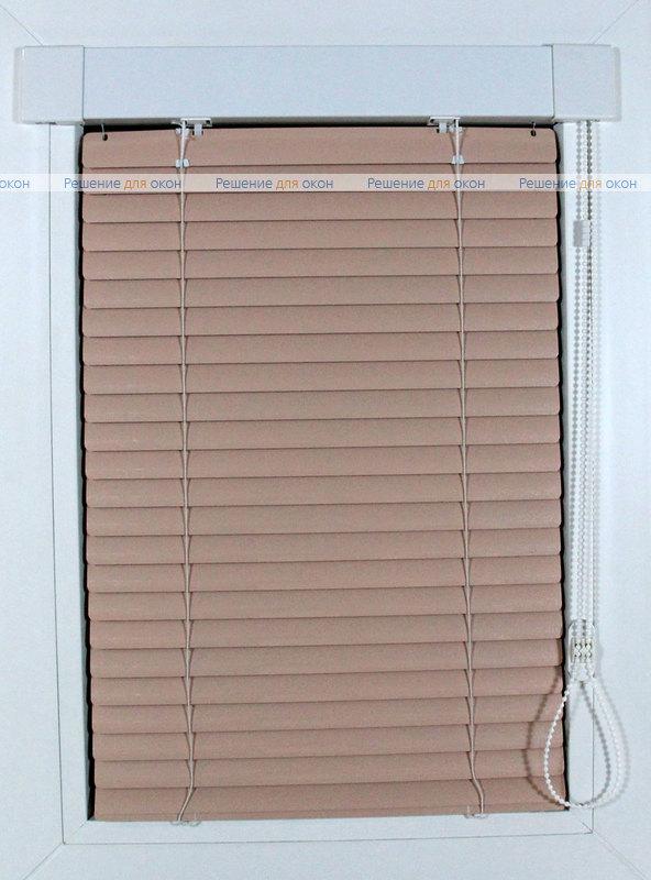 ИзотраХит 25 мм цвет 2307 Персиковый перламутр от производителя жалюзи и рулонных штор РДО