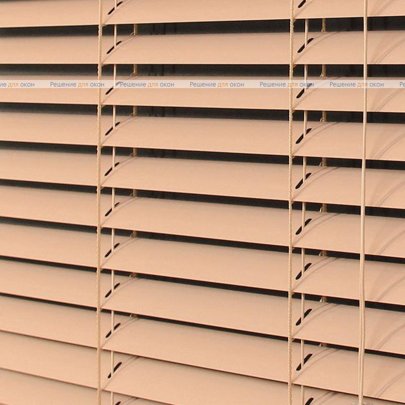 Жалюзи горизонтальные межрамные 25 мм, арт. 2307 Персиковый перламутр от производителя жалюзи и рулонных штор РДО