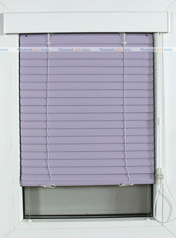 Изолайт 25 мм цвет 2311 Сиреневый перламутр от производителя жалюзи и рулонных штор РДО