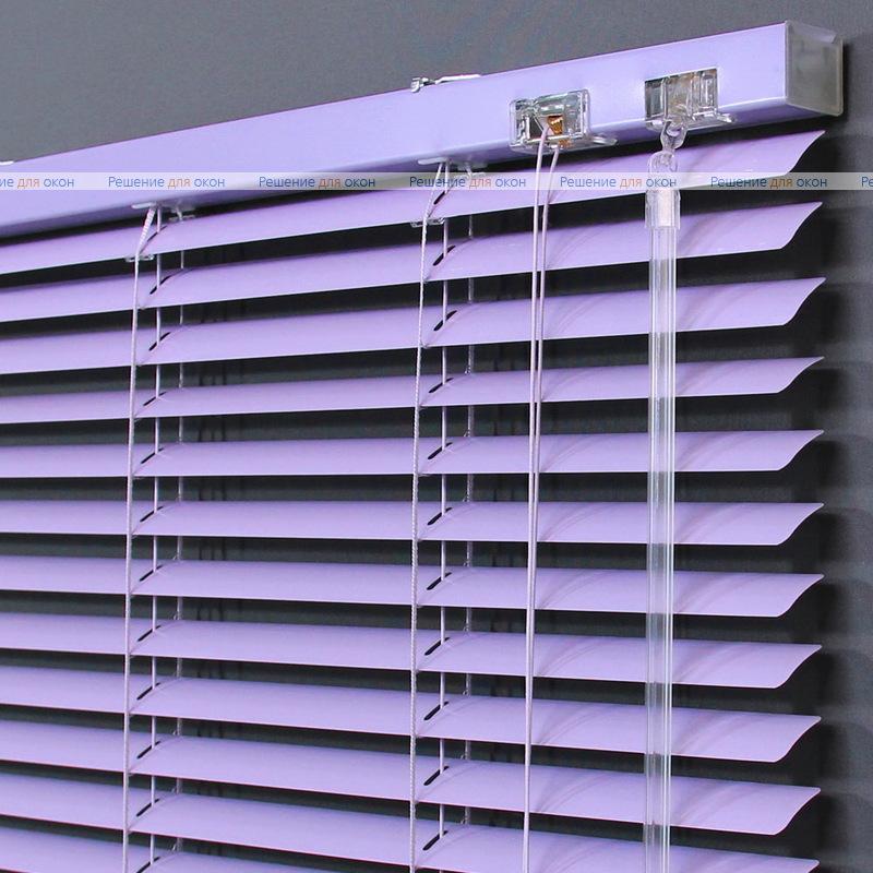 Жалюзи горизонтальные 25 мм, арт. 2311 Сиреневый перламутр от производителя жалюзи и рулонных штор РДО