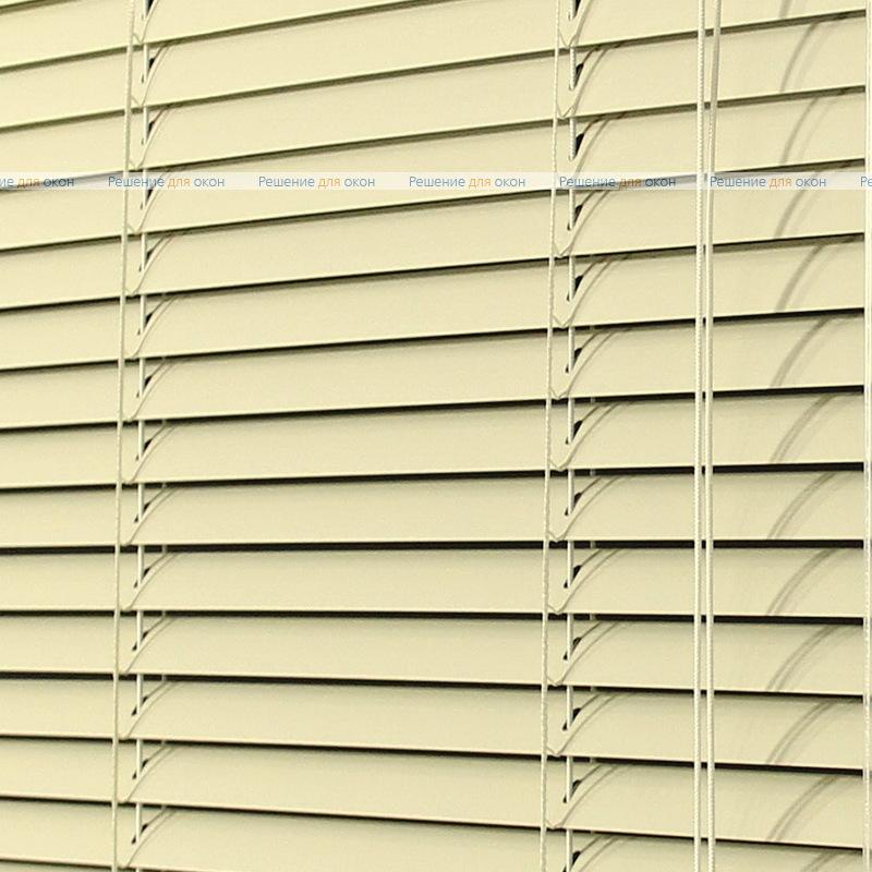 Жалюзи горизонтальные 16 мм, арт. 23 Св. бежевый глянец от производителя жалюзи и рулонных штор РДО