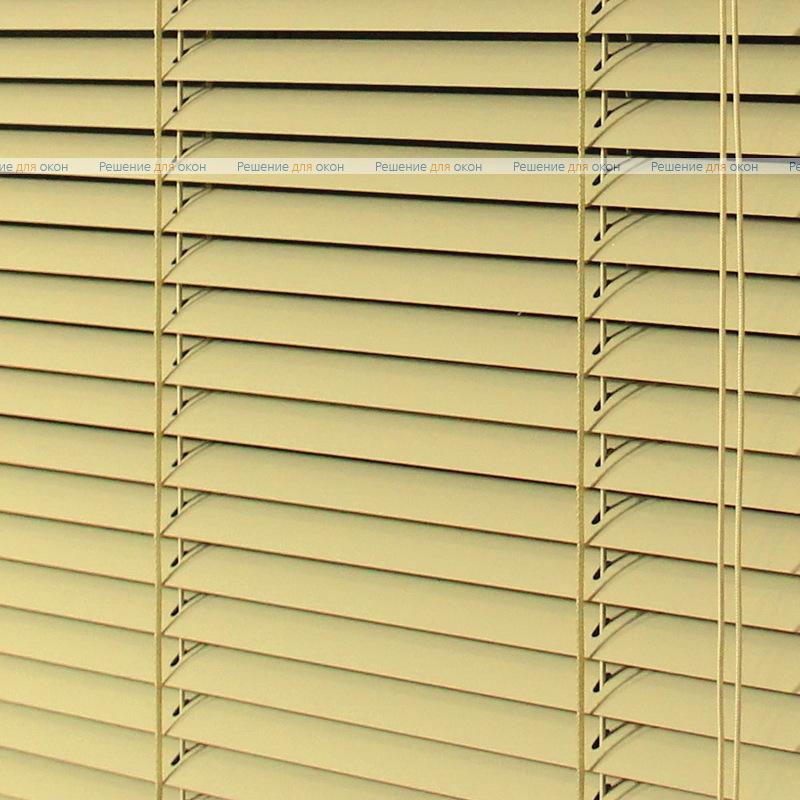 Жалюзи горизонтальные межрамные 16 мм, арт. 2406 Бежевый от производителя жалюзи и рулонных штор РДО