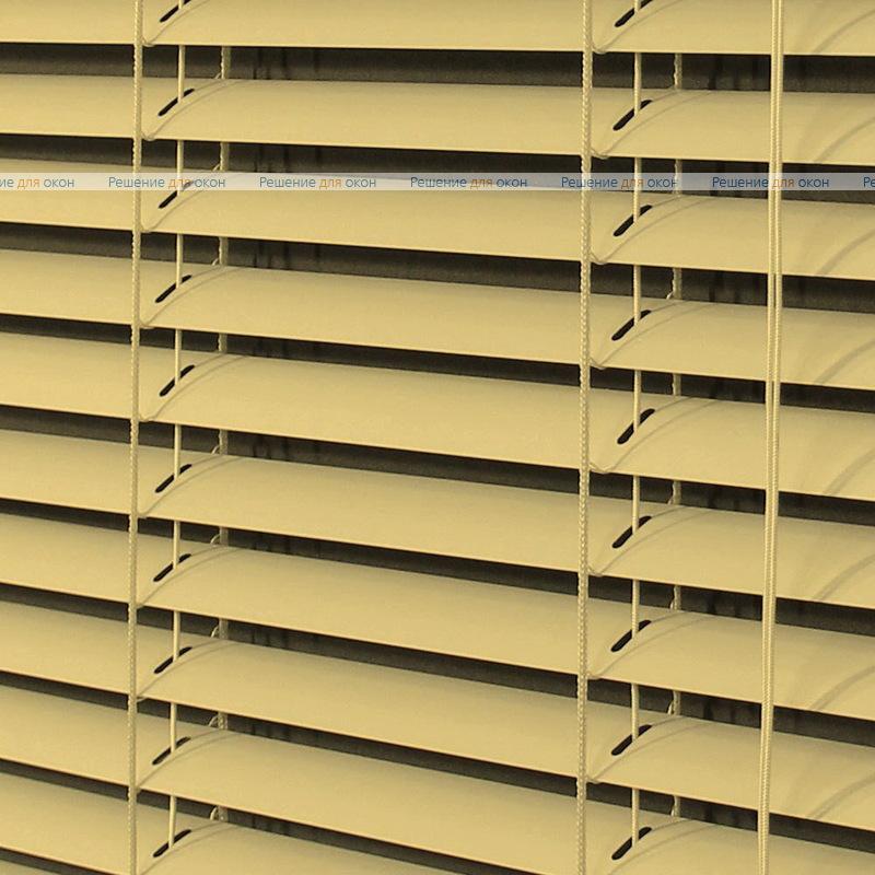 Жалюзи горизонтальные 25 мм, арт. 2406 Бежевый от производителя жалюзи и рулонных штор РДО