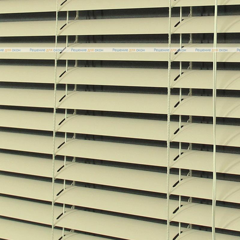 Жалюзи горизонтальные 25 мм, арт. 2549 Св. кремовый от производителя жалюзи и рулонных штор РДО