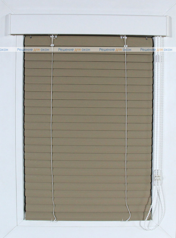 Изолайт 25 мм цвет 2746 Темно бежевый от производителя жалюзи и рулонных штор РДО