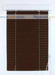 ИзотраХит-2 25 мм цвет 2871 Темно коричневый от производителя жалюзи и рулонных штор РДО