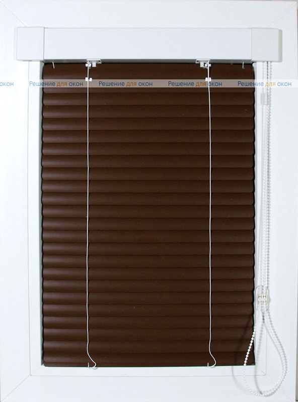ИзотраХит 25 мм цвет 2871 Темно коричневый от производителя жалюзи и рулонных штор РДО
