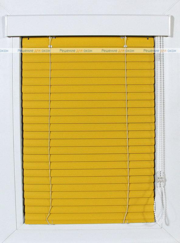 Изолайт 25 мм цвет 3204 Ярко желтый от производителя жалюзи и рулонных штор РДО