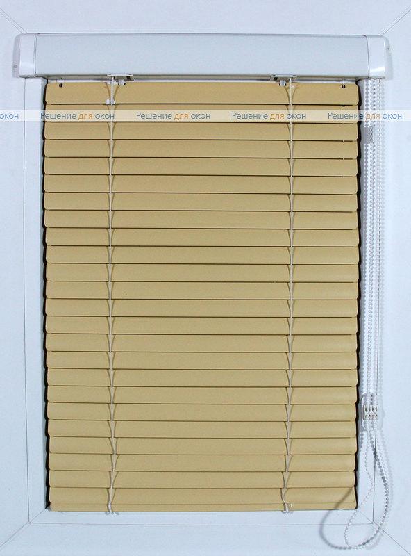 ИзотраХит-2 25 мм цвет 3458 Желтый матовый от производителя жалюзи и рулонных штор РДО