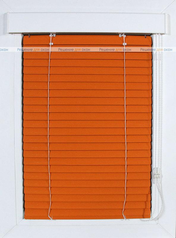 Изолайт 25 мм цвет 3499 Оранжевый от производителя жалюзи и рулонных штор РДО