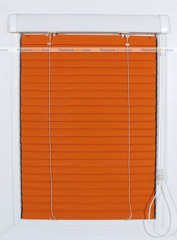 ИзотраХит-2 25 мм цвет 3499 Оранжевый от производителя жалюзи и рулонных штор РДО