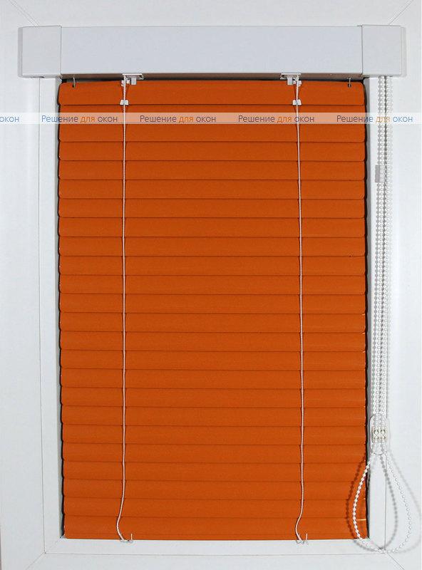 ИзотраХит 25 мм цвет 3499 Оранжевый от производителя жалюзи и рулонных штор РДО