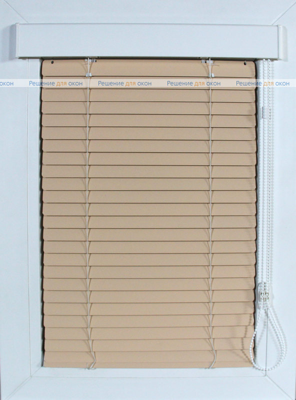 Изолайт 25 мм цвет 4063 Персиковый от производителя жалюзи и рулонных штор РДО