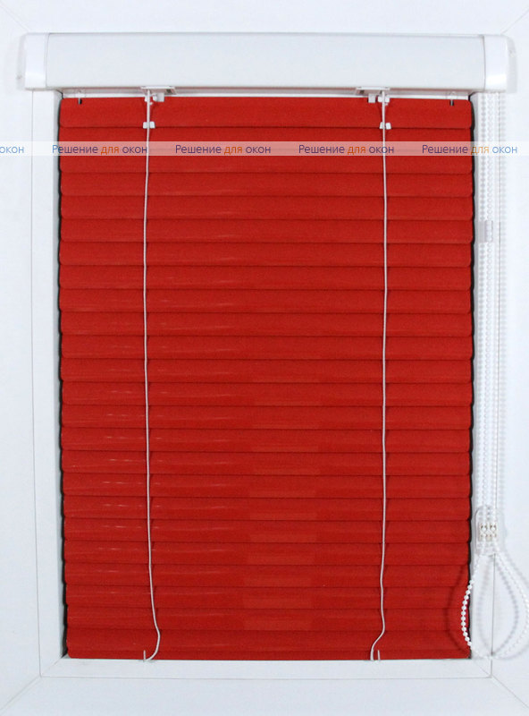 ИзотраХит-2 25 мм цвет 4077 Красный от производителя жалюзи и рулонных штор РДО