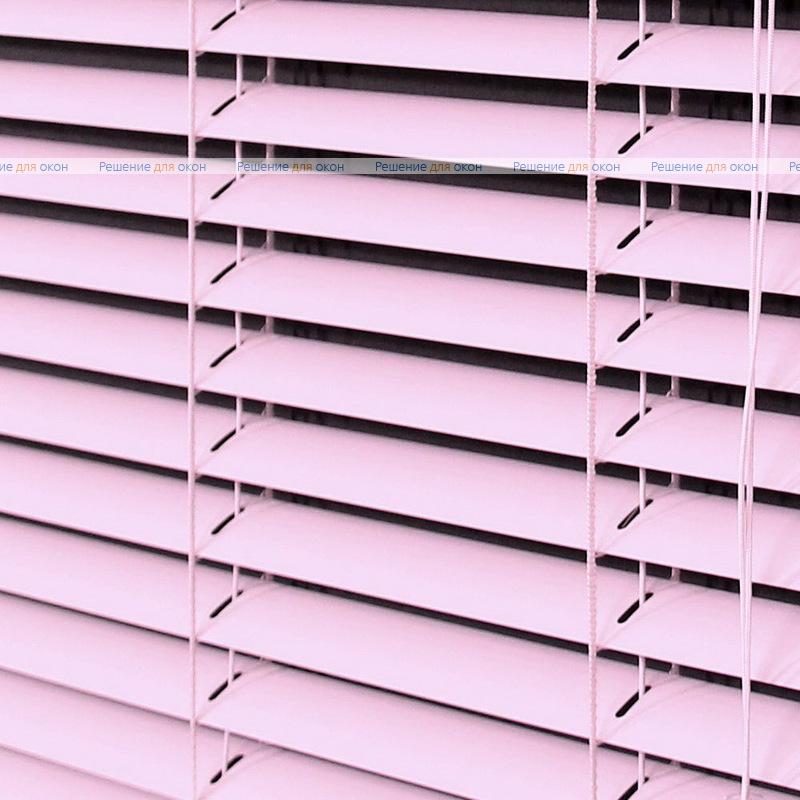 Жалюзи горизонтальные 25 мм, арт. 4082 Св. розовый от производителя жалюзи и рулонных штор РДО