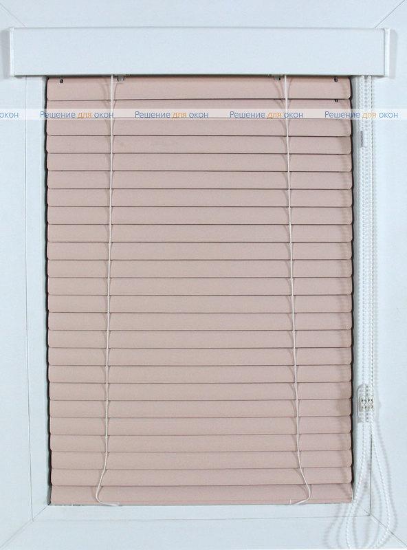Изолайт 25 мм цвет 4158 Розовый глянец от производителя жалюзи и рулонных штор РДО