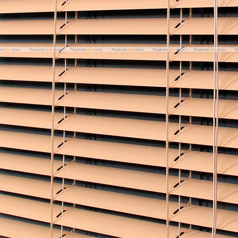 Жалюзи горизонтальные межрамные 25 мм, арт. 4261 Абрикосовый от производителя жалюзи и рулонных штор РДО