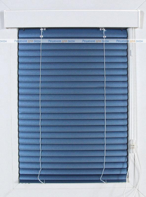 Изолайт 25 мм цвет 491 Синий металлик от производителя жалюзи и рулонных штор РДО