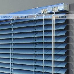 Жалюзи горизонтальные 25 мм, арт. 491 Синий металлик от производителя жалюзи и рулонных штор РДО