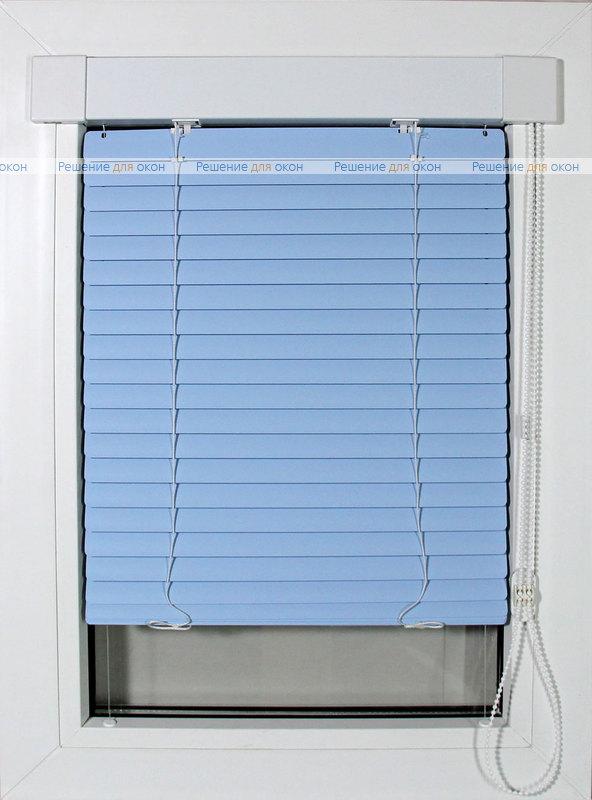 ИзотраХит 25 мм цвет 5173 Голубой от производителя жалюзи и рулонных штор РДО