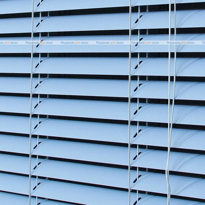 Жалюзи горизонтальные 25 мм, арт. 5173 Голубой от производителя жалюзи и рулонных штор РДО