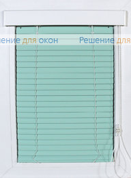 Изолайт 25 мм цвет 5608 Св. бирюзовый от производителя жалюзи и рулонных штор РДО