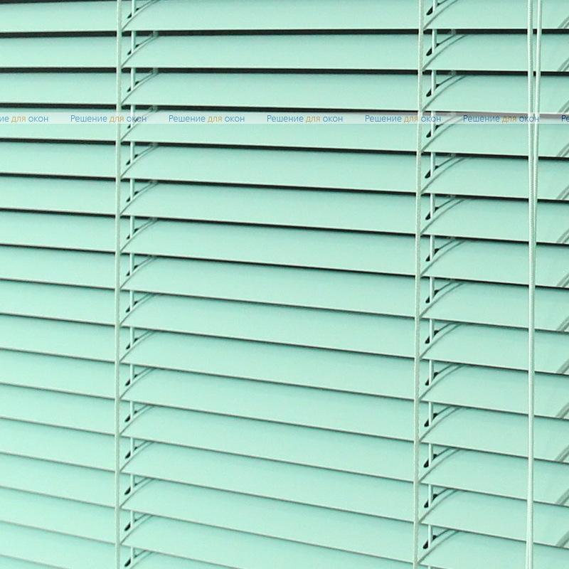 Жалюзи горизонтальные межрамные 16 мм, арт.т 5608 Св. бирюзовый от производителя жалюзи и рулонных штор РДО