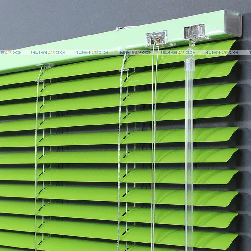 Жалюзи горизонтальные 25 мм, арт. 5713 Фисташковый от производителя жалюзи и рулонных штор РДО