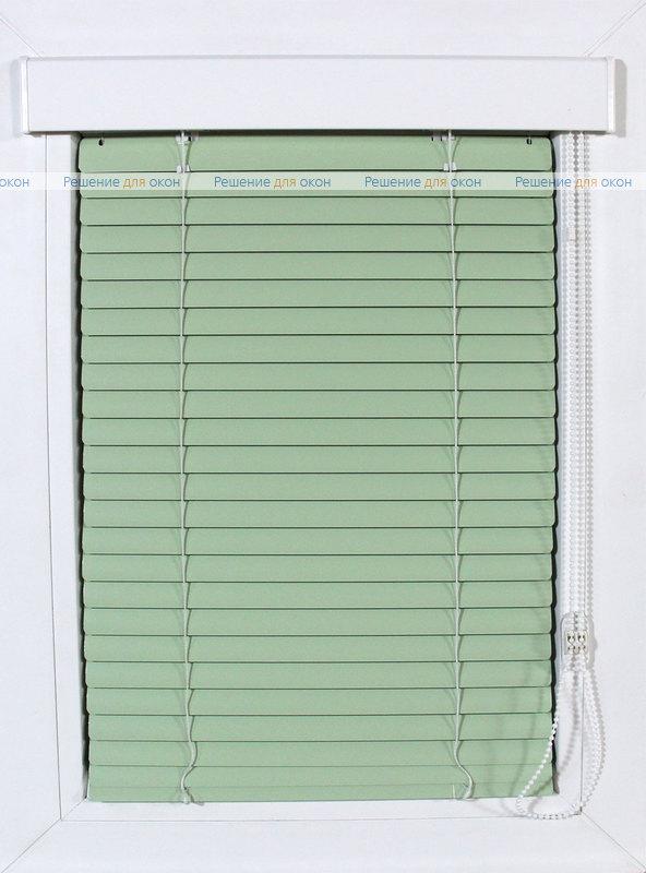 Изолайт 25 мм цвет 5850 Светло зеленый от производителя жалюзи и рулонных штор РДО