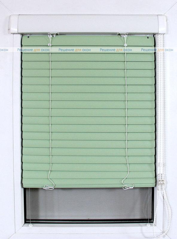ИзотраХит-2 25 мм цвет 5850 Светло зеленый от производителя жалюзи и рулонных штор РДО